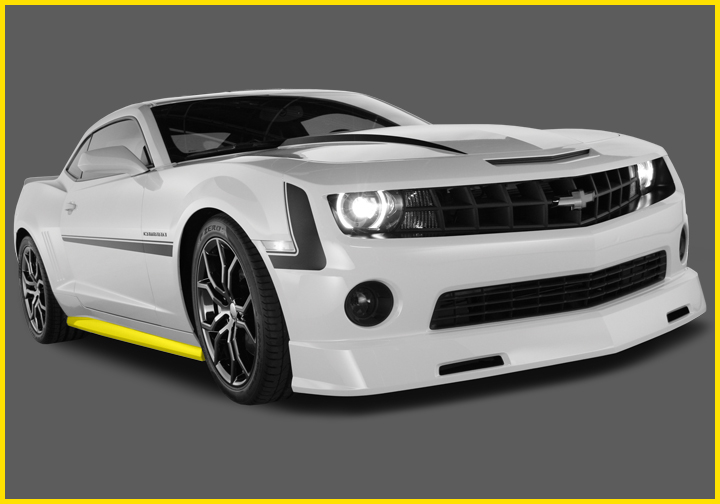 5th Gen Chevy Camaro Havoc package « Innovative Vehicle